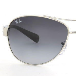 NEW Ray Ban Sun Glasses Grey Gradient Lens